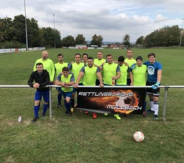 59.Molzbach-Fußballmannschaft