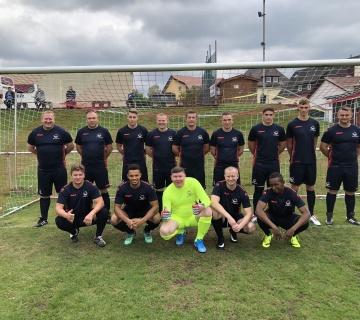 61.Dreihausen-Fußballmannschaft